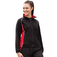 Ladies Micro Fleece Jacket
