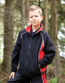Childs Micro Fleece Jacket  13 - 14 year old