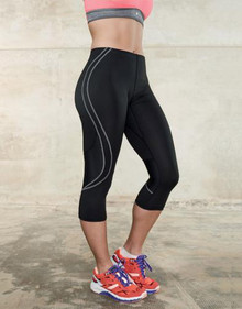 Ladies 3/4 Running Pants