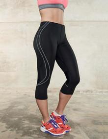 Ladies 3/4 Running Pants
