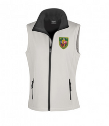 Tuddenham Ladies Softshell Bodywarmer