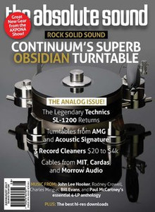 The Absolute Sound - Latest Issue