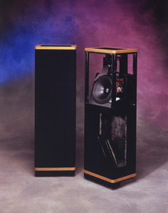Vandersteen Model 1ci inc pedestals (pair)
