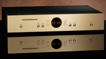Conrad Johnson ET-3 SE Stereo Channel Valve tube line stage