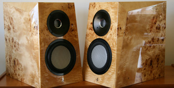Jas Audio ORIOR Standmount Speaker (Ex Demo)