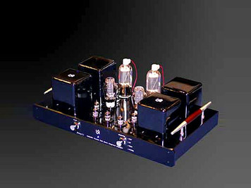 JAS Audio Array 2.1 Valve tube Integrated 45watt Single ended (Ex Demo)