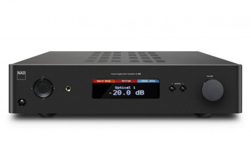 NAD C 368 Hybrid Digital DAC Stereo Amplifier with BluOS