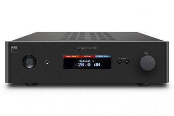 NAD C 388 Integrated Hybrid Digital DAC Amplifier
