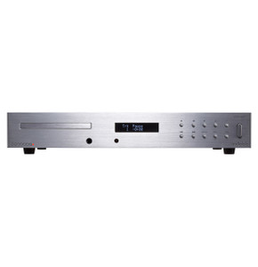 Audiolab 8200CDQ DAC/CD/Pre Amplifier OLED Screen in Silver