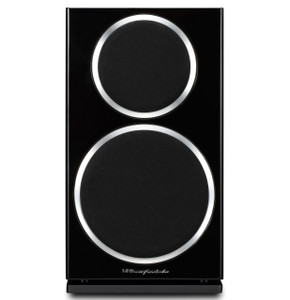 Wharfedale Diamond 220 Bookshelf Speaker. Black. (pair)