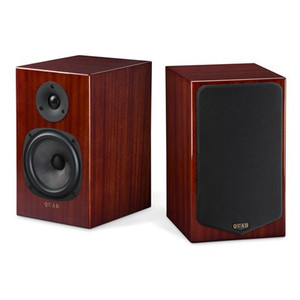 QUAD 12L Classic Bookshelf Speakers (Various Finishes)