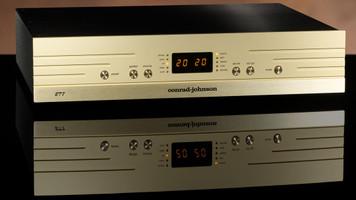 Conrad Johnson ET 7 S2 Vacuum-Tube Preamplifier