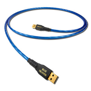 Nordost Blue Heaven Type A to B USB 2.0 Cable