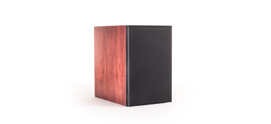 Vandersteen Model VLR Wood Bookshelf (pair) - Walnut Finish