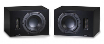 Neat Acoustics Iota Bookshelf Speakers Black Ex Demo (pair)