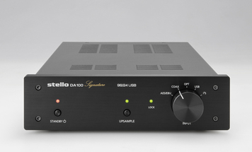 April Music Stello DA100 signature 24/96 DAC Ex Demo