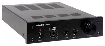April Music Stello HP100 Headphone Pre amp Ex Demo