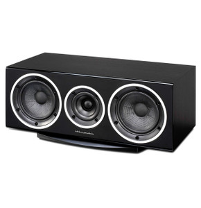 Wharfedale Diamond 220c Speaker. Black. (pair)