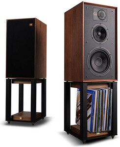 WHARFEDALE Linton Heritage Stand Mount Speakers (pair)