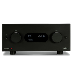 Audiolab M-One Integrated Amplifier with DAC