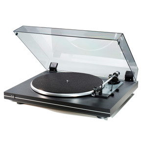 Dual CS-435-1 EV Fully Automatic Turntable with onboard Phonostage (Black)