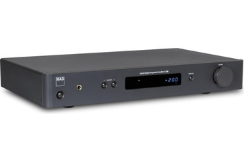 NAD C 328 Stereo Amplifier With Built-In DAC And Bluetooth