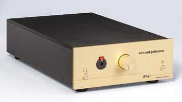 Conrad Johnson HVA-1 headphone amplifier