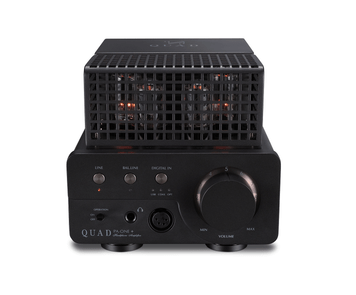 Quad PA-One + Valve Headphone Amplifier, DAC And Digital Preamplifier.