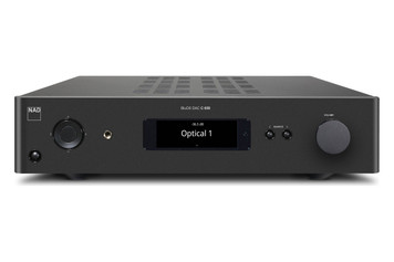 NAD C 658 Preamplifier-DAC-Music Streamer