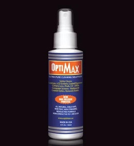 OptiMax Optical equipment cleaner