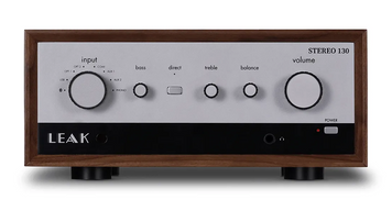 LEAK STEREO 130 Integrated Amplifier, DAC, MM Phono and BT streaming