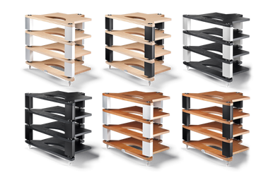 Entire rack. 1 x Base with 3x Shelf. Image is for illustrative purposes only.