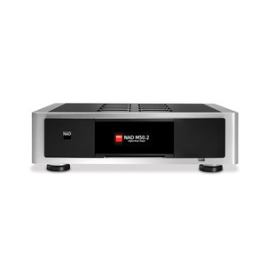 NAD Masters M50.2 Music CD / Network Music Player With Built-In Hard Drive