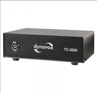 Dual Dynavox TC-2000 - MM & MC  Phono Preamplifier