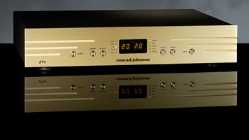 Conrad Johnson ET-6 Stereo Channel Valve tube line stage