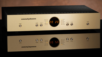 Conrad Johnson ET-3 Stereo Channel Valve tube line stage