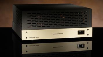 Conrad Johnson Classic 120 Stereo Tube Amplifier
