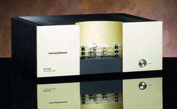 Conrad Johnson ET250S Enhanced Triode Stereo Power Amplifier