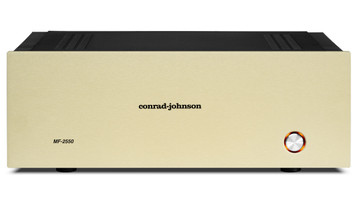 Conrad Johnson MF2550SE 250 w/ch Solid State Stereo Amplifier (Ex-demo)