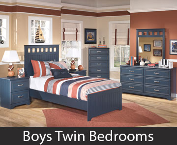 Boys Twin Bedrooms