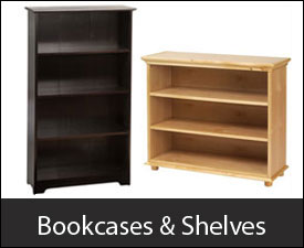 Bookcases & Shelves