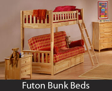 Futon Bunk Beds