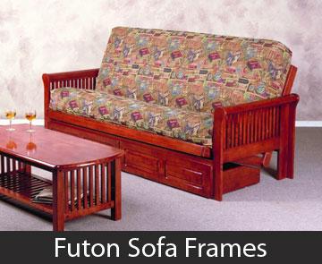 Futon Sofa Frames
