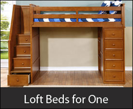 Loft Beds for One