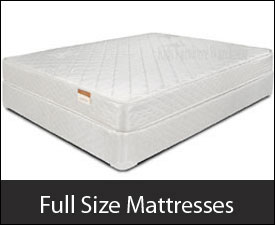 Full Size Mattresses