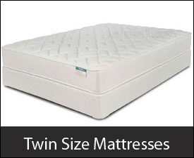 Twin Size Mattresses