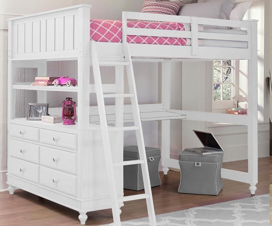 Lakehouse Loft Bed | Kids Furniture Warehouse