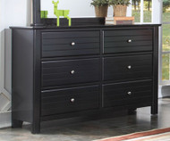 Mallowsea Dresser Black | Acme Furniture | ACM-30395