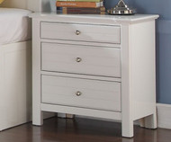 Mallowsea Nightstand White | Acme Furniture | ACM-30423