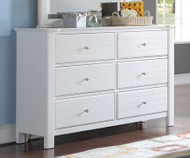 Mallowsea Dresser White | Acme Furniture | ACM-30425